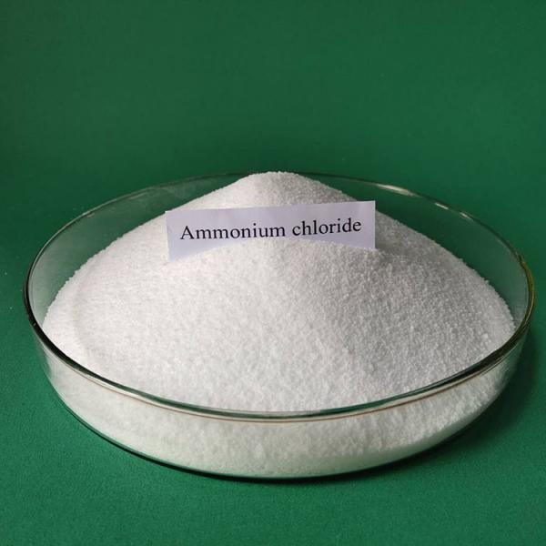 Ammonium Chloride Nh4cl Industrial Agriculture Powder Granular 99.5% CAS No.:12125-02-9